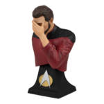 Icon Heroes SDCC 2020 Rike Facepalm Bust 008