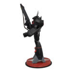 Icon Heroes SDCC 2020 Robotech VF 1J Statue 003