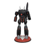 Icon Heroes SDCC 2020 Robotech VF 1J Statue 005