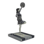Icon Heroes SDCC 2020 Vampironica BW Statue 003