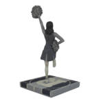 Icon Heroes SDCC 2020 Vampironica BW Statue 005