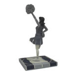 Icon Heroes SDCC 2020 Vampironica BW Statue 006