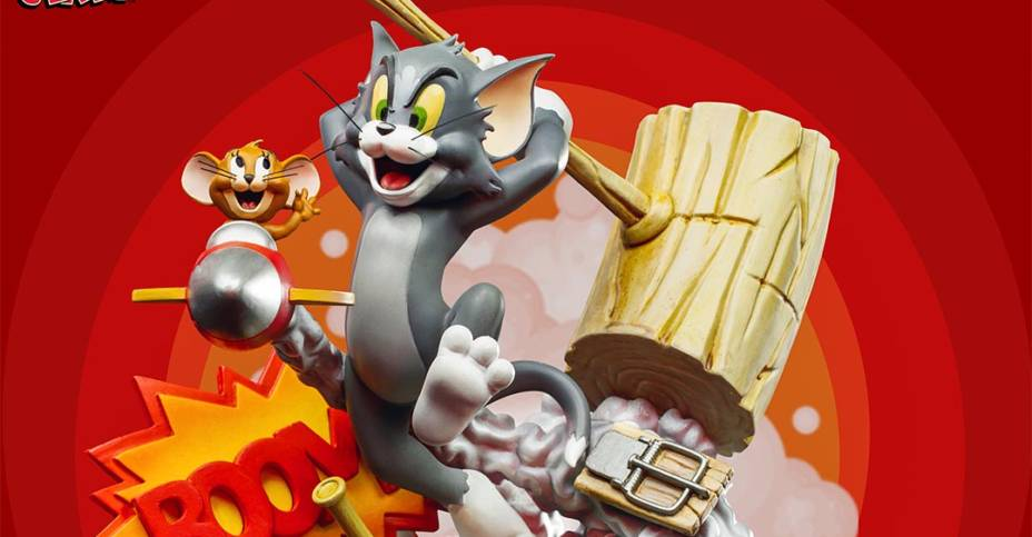 Iron Studios Tom and Jerry 001