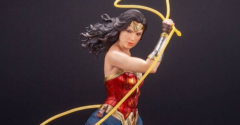 Koto Wonder Woman 84 Statue 002