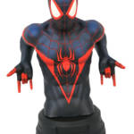 MARVEL COMIC MILES MORALES BUST 002