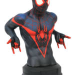 MARVEL COMIC MILES MORALES BUST 003