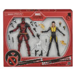 MARVEL LEGENDS SERIES 6 INCH DEADPOOL AND NEGASONIC TEENAGE WARHEAD Figure 2 Pack in pck