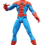 MARVEL SELECT SPECTACULAR SPIDER MAN ACTION FIGURE