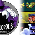 MEgalopolis Video Game Toys Announcement