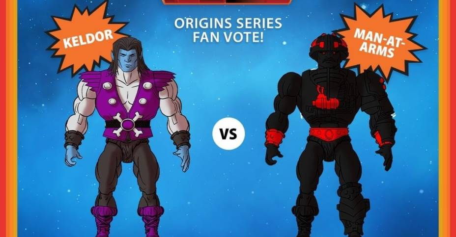 MOTU Origins Fan Vote 2