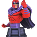 Magneto Animated Bust 001