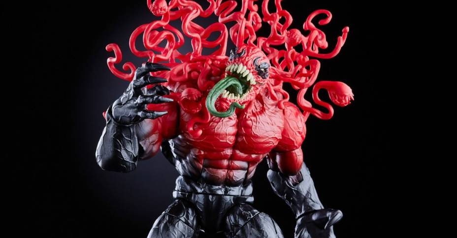 Marvel Legends Toxin Variant 007