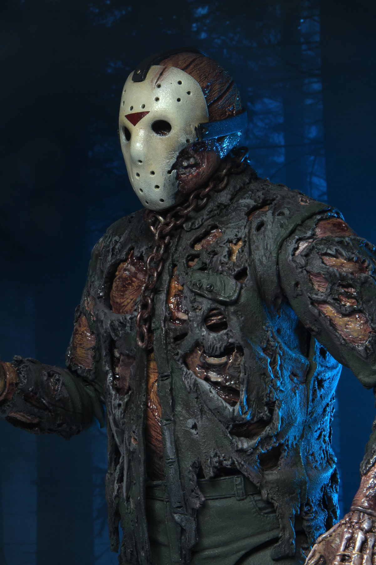 NECA Jason Voorhees New Blood 006