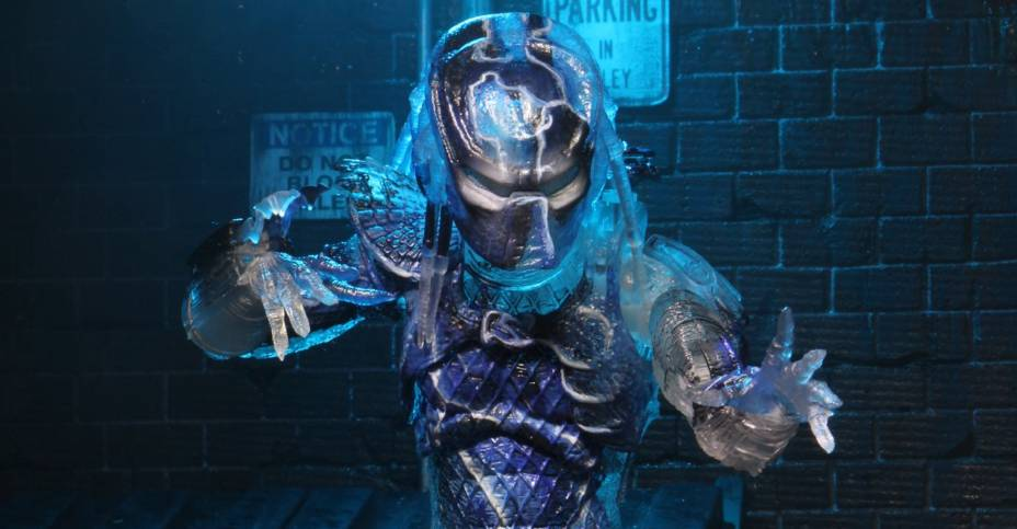 NECA SDCC City Demon Predator 010