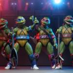 NECA TMNT Coming Out Of Their Shells SDCC 027
