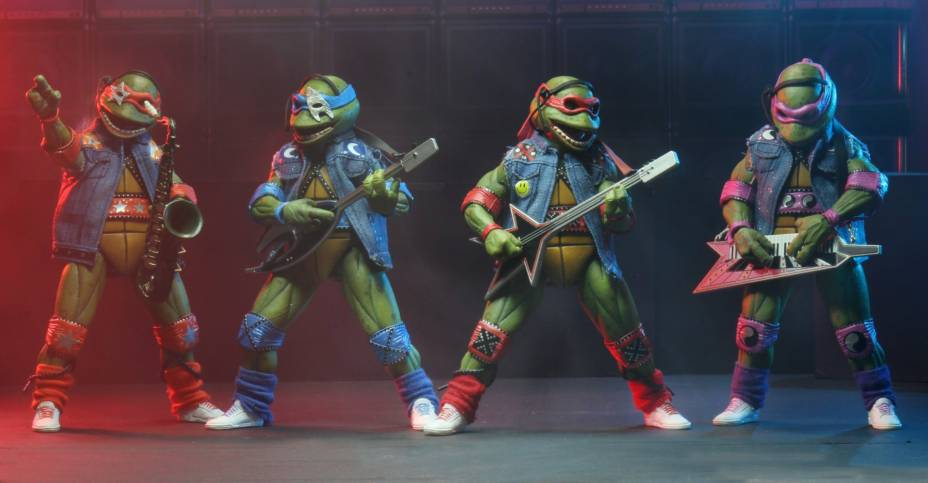 Neca Teenage Mutant Ninja Turtles San Diego Comic Con 2020 Exclusive Announced The Toyark News