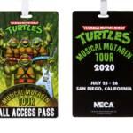 NECA TMNT Coming Out Of Their Shells SDCC Accessory Pack 005