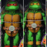 NECA TMNT Turtles in Time Wave 2 Released 001