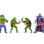 NECA TMNT Turtles in Time Wave 2 Released 014