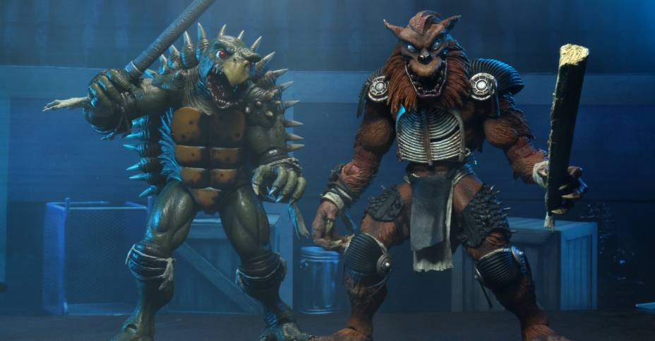 NECA Tokka and Rahzar 001
