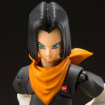 S.H.Figuarts ANDROID 17 Event Exclusive Color Edition 001