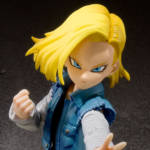 S.H.Figuarts ANDROID 18 Event Exclusive Color Edition 001