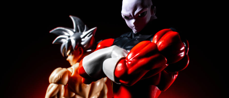 S.H. Figuarts Dragonball Super Jiren Photo Shoot