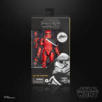 STAR WARS THE BLACK SERIES 6 INCH CAPTAIN CARDINAL Figure in pck