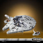 STAR WARS THE VINTAGE COLLECTION GALAXY'S EDGE MILLENNIUM FALCON SMUGGLER'S RUN Vehicle oop 1