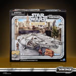 STAR WARS THE VINTAGE COLLECTION GALAXY'S EDGE MILLENNIUM FALCON SMUGGLER'S RUN Vehicle pckging 1
