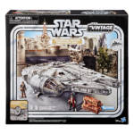 STAR WARS THE VINTAGE COLLECTION GALAXY'S EDGE MILLENNIUM FALCON SMUGGLER'S RUN Vehicle pckging 2