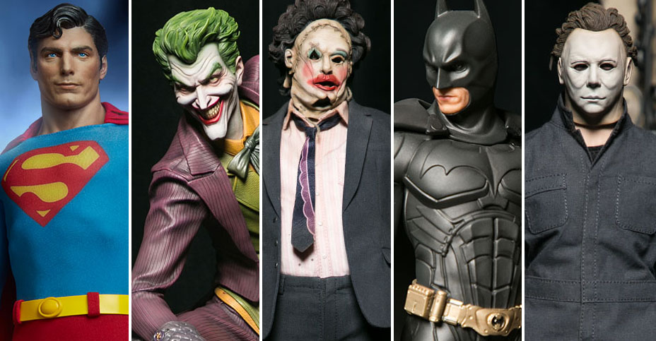 Sdcc 2020 Halloween Booth Previews From Sideshow Con 2020   The Toyark   News