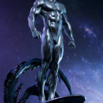 Sideshow Silver Surfer Statue 003