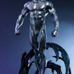 Sideshow Silver Surfer Statue 005