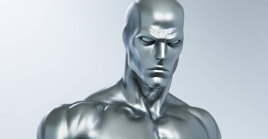 Sideshow Silver Surfer Statue 018