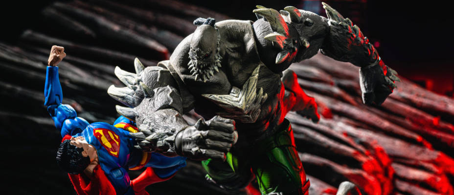 Storm Collectibles Injustice Doomsday Gallery