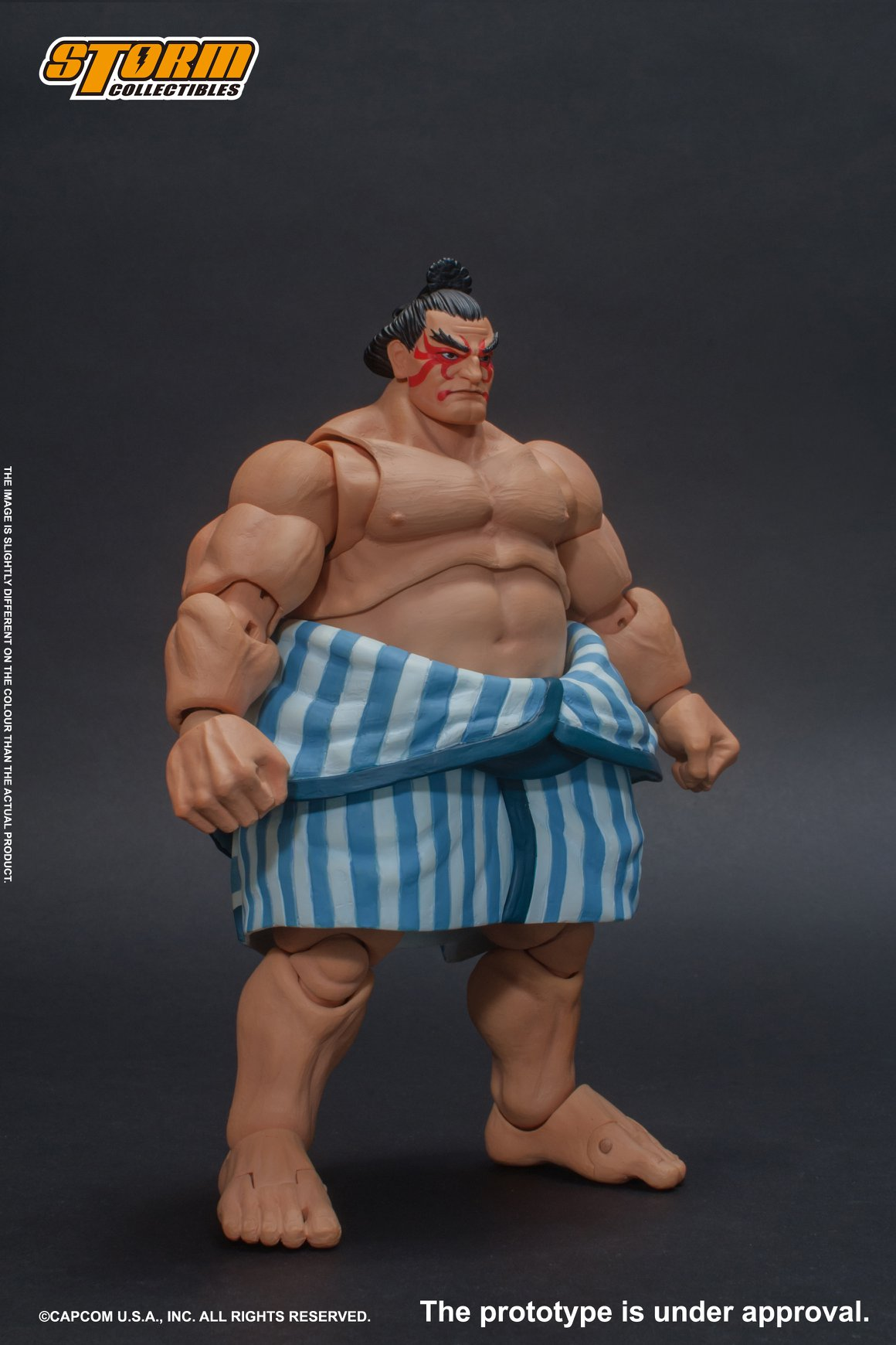Storm Street Fighter E Honda Preview 002