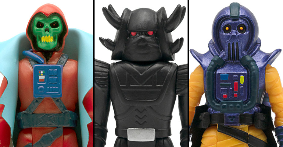 Super7 SDCC 2020 Saturday Exclusives