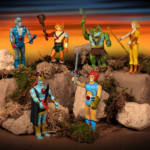 Thundercats ReAction Figures Wave 1