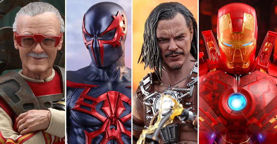 Toy Fairs 2020 Hot Toys Exclusives