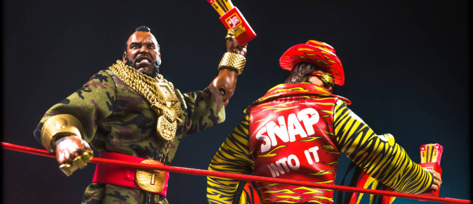 I Pity The Fool! - Mr. T WWE Elite SDCC In-Hand Gallery