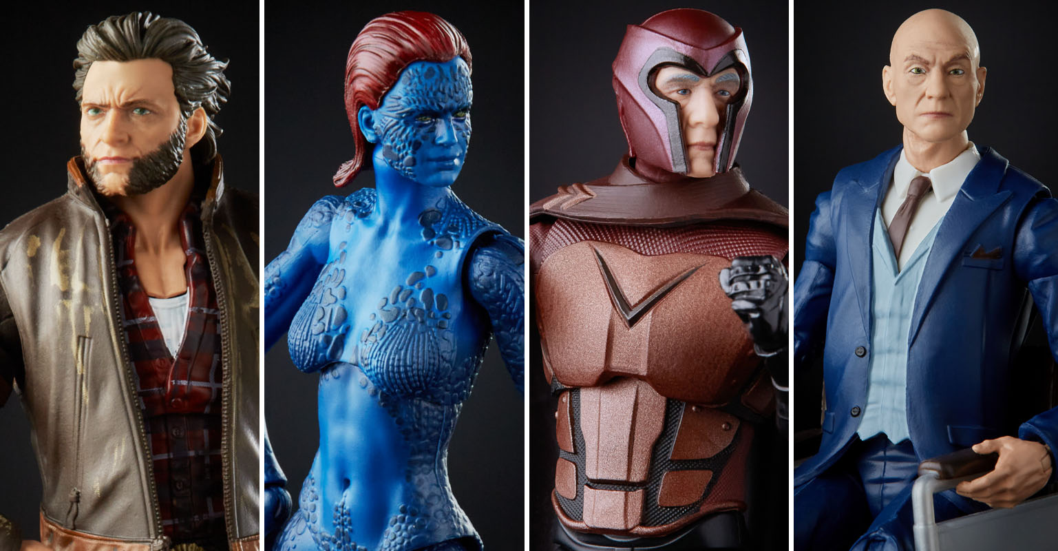 X Men Movie Marvel Legends