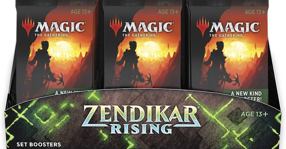 Zendikar Rising Set Booster Box Preorder