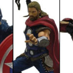 Avengers Game Statues by PCS