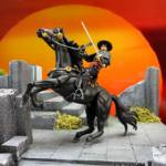 BFS Zorro and Steed Pack Preview