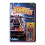 Back to the Future 2 ReAction Figures Marty Future 001