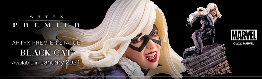 Black Cat ARTFX Premier 016