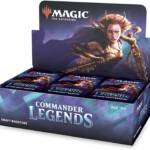 Commander Legends Booster Box imaages