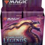 Commander Legends Collector Booster Box images 1