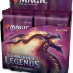 Commander Legends Collector Booster Box images